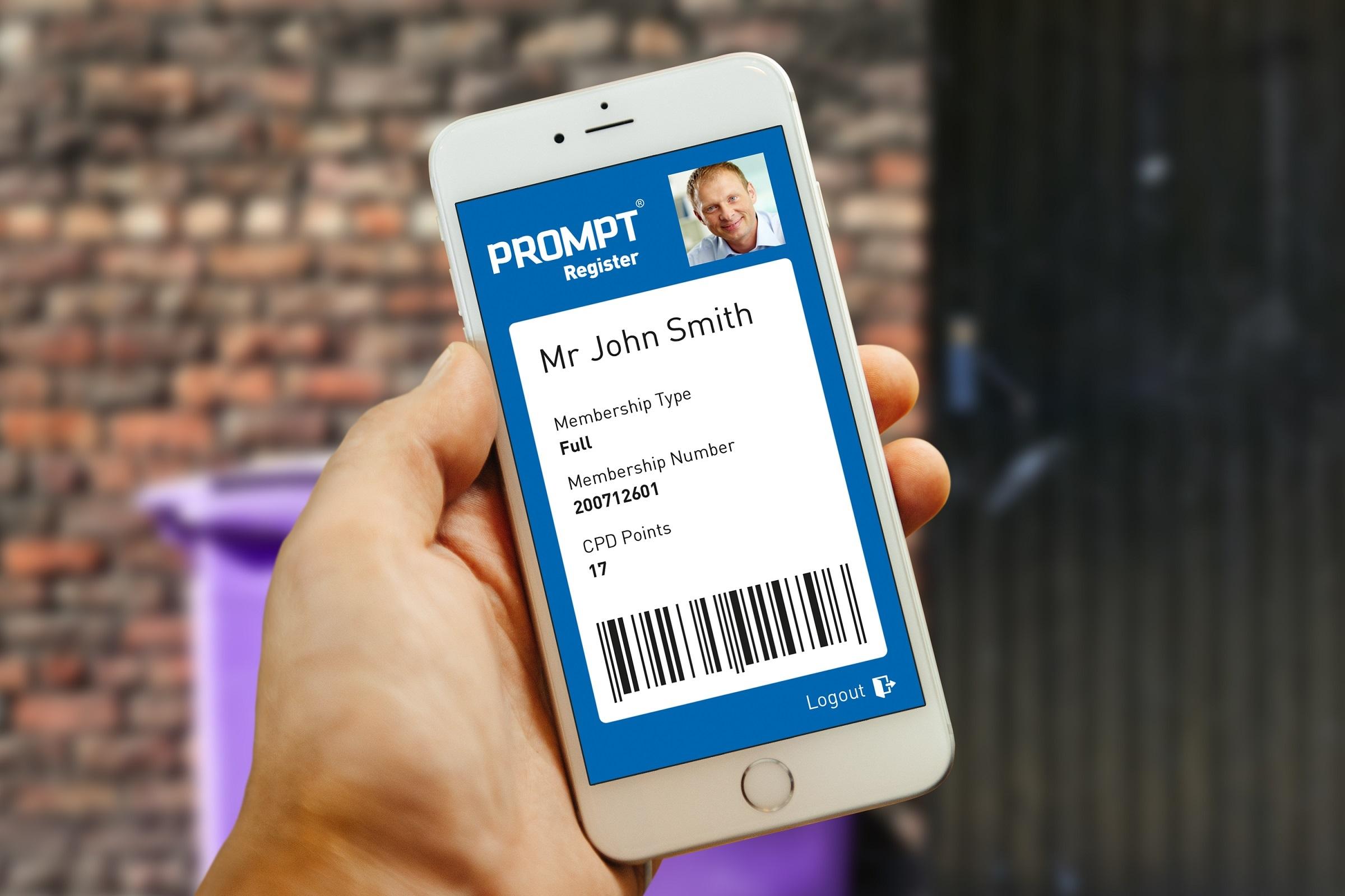 Digital ID card boost for BASIS PROMPT members
