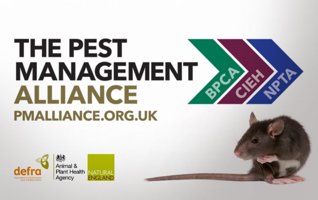 PEST MANAGEMENT ALLIANCE - CODE OF BEST PRACTICE HUMANE USE OF RODENT GLUE BOARDS