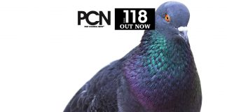 PCN 118 OUT NOW