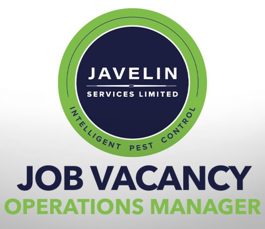 Job Vacancy Operations Manager